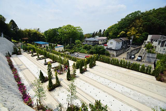 メモリアルガーデン藤沢