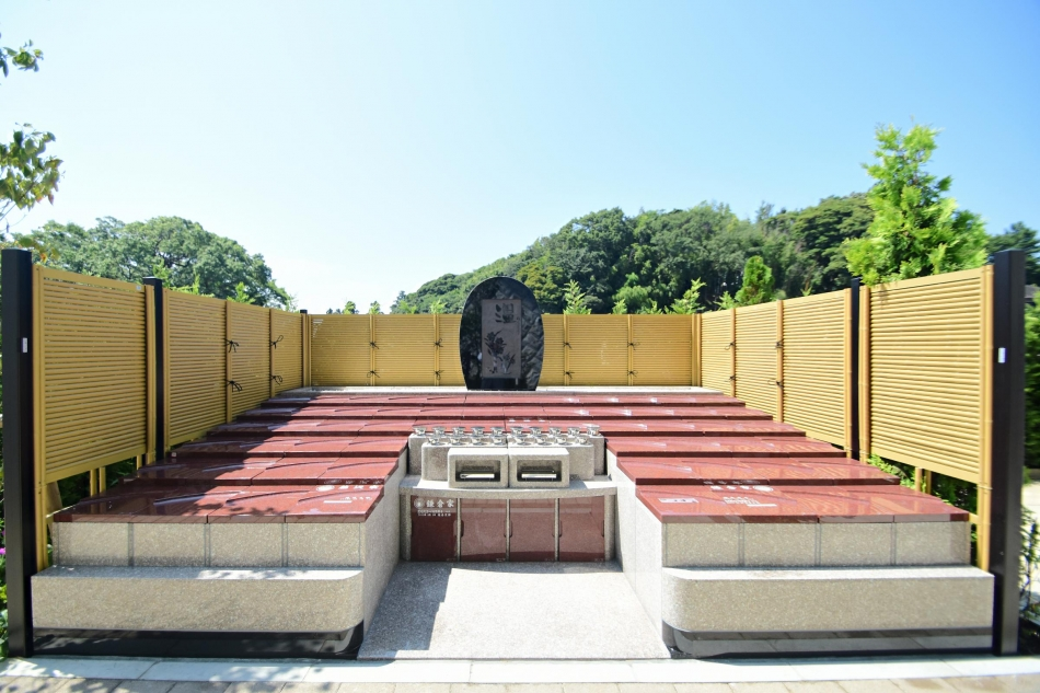 メモリアルガーデン藤沢 永代供養墓