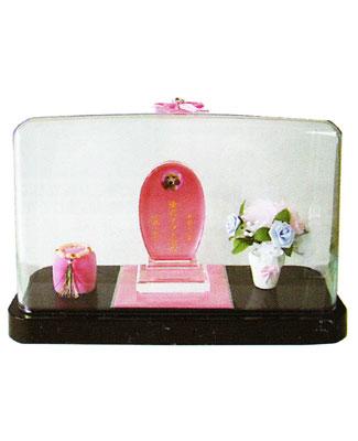 ペット仏壇 ピンク