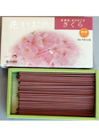 花かおり桜 微煙