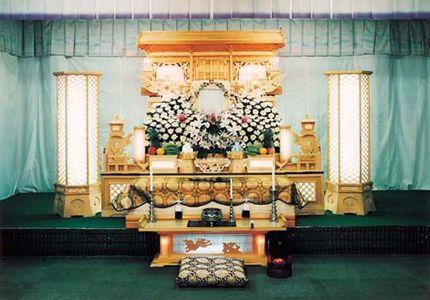 <泉/いずみ>最高級格子5段飾り祭壇